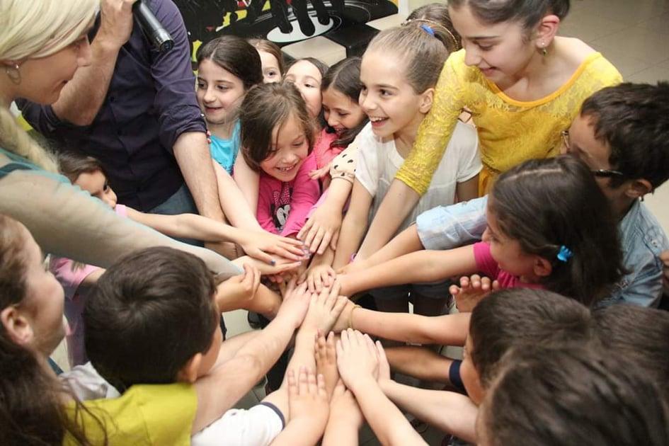 1 ივნისი, დაუვიწყარი დღე ბავშვებს