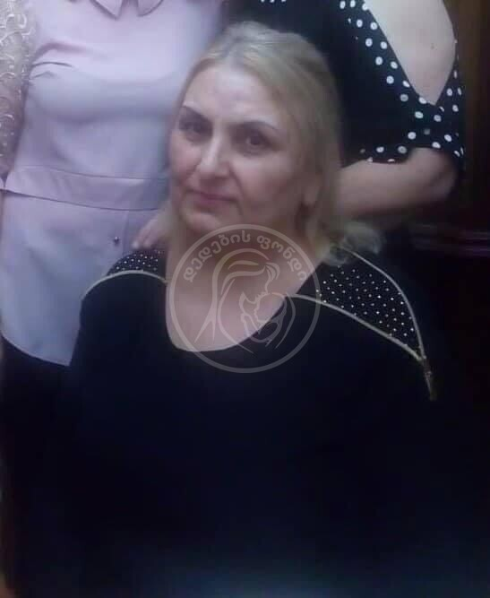 Цира Беридзе, Опухоль